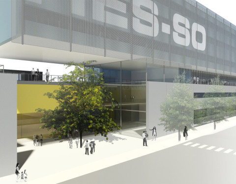 CAMPUS HEO-SO + EPFL
