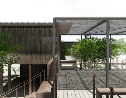 MANDA HOUSE