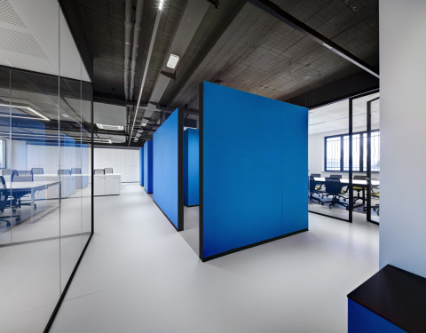 GIOBERT . NEW OFFICES